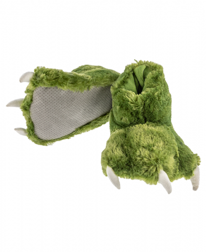 Dinosaur Paw Slippers - Kids & Adults - Lazy One®